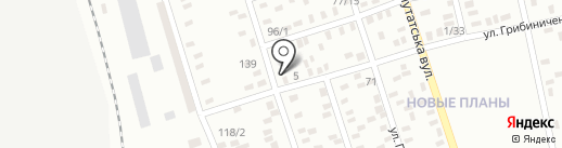 Арт-мебель на карте Макеевки