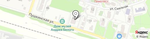 Стандарт Электро Монтаж на карте Балашихи