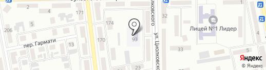 Библиотека №15 на карте Макеевки