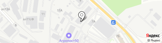 Nobitek на карте Балашихи