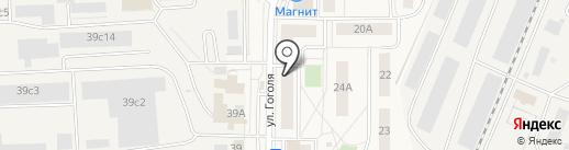 Экспресс-Связь на карте Томилино