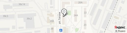 Sex Shop Moscow на карте Томилино