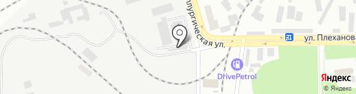 ТЭМ, производственно-торговая фирма на карте Макеевки