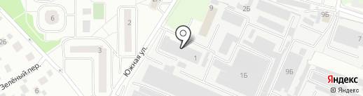 Автосервис на карте Железнодорожного