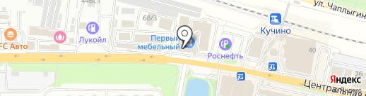 Да, Здоров! на карте Балашихи