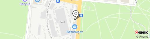 СТРОЙЗОНА на карте Балашихи