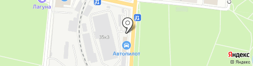 ТехСистема на карте Балашихи