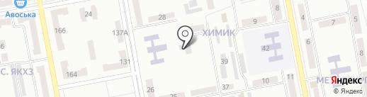 Потенциал на карте Макеевки