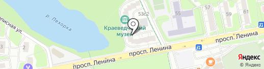 РЕСО-Гарантия, ОСАО на карте Балашихи