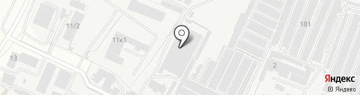 ТРАНСМАСТЕР на карте Железнодорожного