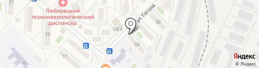 Платежный терминал, Сбербанк, ПАО на карте Томилино