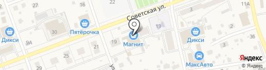 Магазин сантехники на карте Михнево