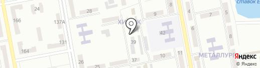 Участковый пункт полиции №5 на карте Макеевки