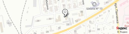 ФПГ МЕТАЛПРОМРЕСУРС на карте Макеевки