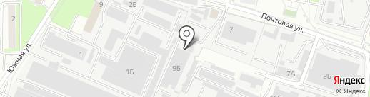 Магазин автозапчастей для иномарок на карте Балашихи