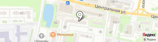 Наш магазин на карте Балашихи