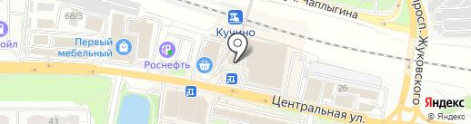 Связной на карте Балашихи