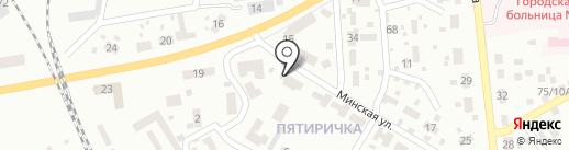 Пожтехснаб, производственно-торговая компания на карте Макеевки