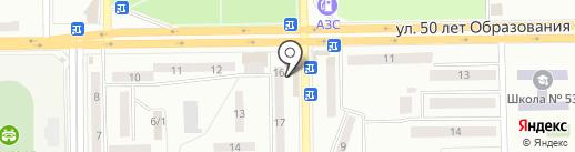 EVK IT-сервис на карте Макеевки