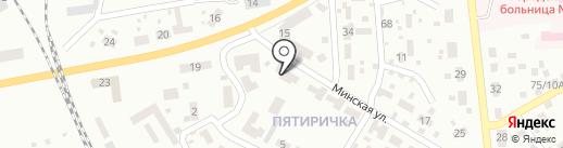 Пожтехснаб на карте Макеевки