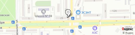 Магазин игрушек на карте Макеевки