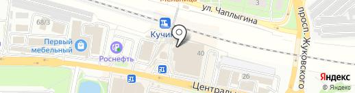 Банкомат, МИнБанк, ПАО на карте Балашихи