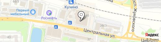 Fonbet на карте Балашихи