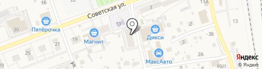 Московские окна на карте Михнево