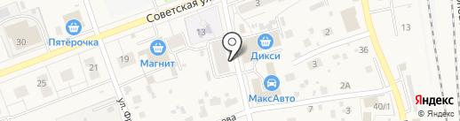 Южная Ипотечная Компания на карте Михнево