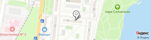 Мастер-Плюс на карте Балашихи