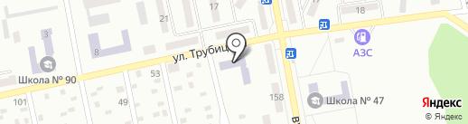 Школа искусств №1, г. Макеевка на карте Макеевки