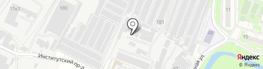 Смарт Лубрикантс на карте Балашихи