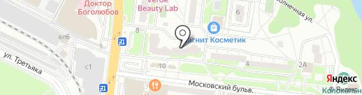 Швейная мастерская на карте Балашихи
