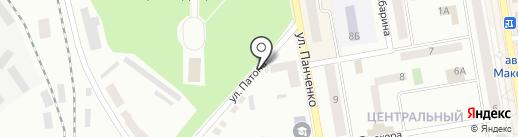 Дизайн-Студия на карте Макеевки