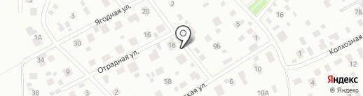 Загорянка на карте Щёлково