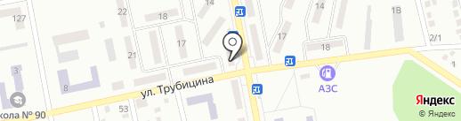 Адвокатский кабинет Лукашовой Н.А. на карте Макеевки