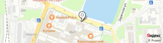 iDriver на карте Балашихи