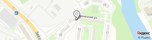 Мой дом на карте Балашихи