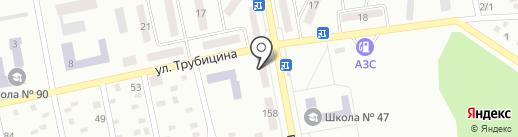 Дент-Арт на карте Макеевки