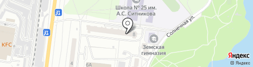 Мособлмедсервис, ГБУ на карте Балашихи
