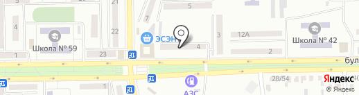 Будьмо на карте Макеевки