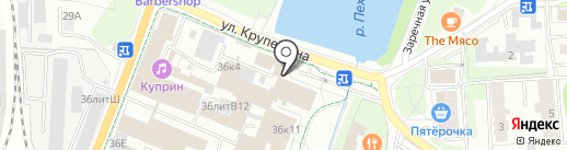 ТВОЕ на карте Балашихи
