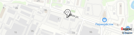 Таурус на карте Балашихи
