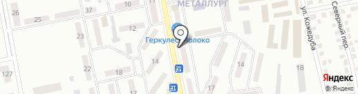Сезам на карте Макеевки