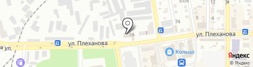 Еврокапитал на карте Макеевки