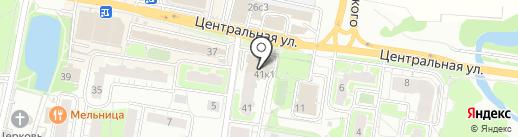 Кухни Белоруссии на карте Балашихи