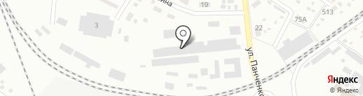 Мастерская по ремонту мебели на карте Макеевки