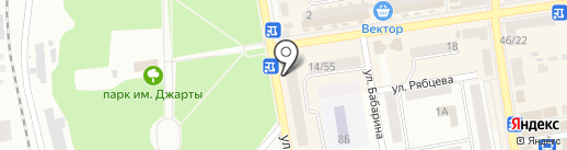 То-то на карте Макеевки