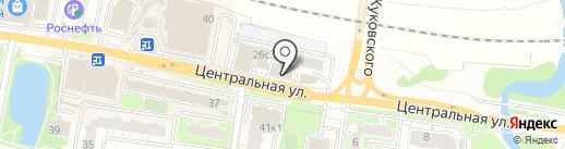 Эрти Недвижимость на карте Балашихи