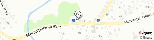 Юг-сервис на карте Макеевки